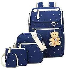 FeliciaJuan Vintage Womens Backpack Daypack <b>Waterproof</b> Zipper ...