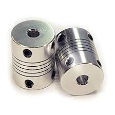 Amazon.com: [3D CAM] <b>2 PCS</b> Flexible Couplings <b>5mm</b> to <b>5mm</b> ...