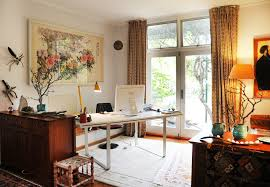 eclectic home living room office furniture stores kansas city home office eclectic with asian artwork black asian office furniture