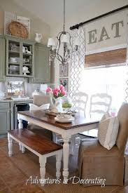 tap into your inner country girl with  country decorating ideas country home decor pantry table style pinte