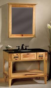 open bathroom vanity cabinet: awesome black and white industrial style bathroom with free