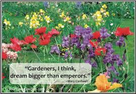 Favorite Gardening Quotes | Your Easy Garden