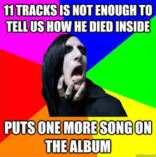 Chris Motionless memes | quickmeme via Relatably.com