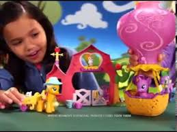 "<b>Набор игровой</b> ""Воздушный шар"" My Little Pony <b>HASBRO</b> 21474H ..."