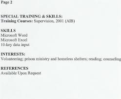 job assistance educates borrowers how to a job to stop    special training  amp  skills