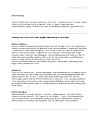 jiyeon kang thesis feedback interview 2