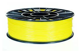 <b>Пластик</b> REC <b>ABS</b> 0,75 кг (<b>желтый</b>)