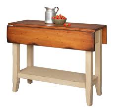 Small Dining Room Storage Small Double Drop Leaf Dining Table Made From Recycled Wood With