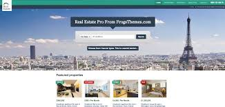 the most beautiful wordpress themes for real estate websites 2014 real estate pro wordpress website theme
