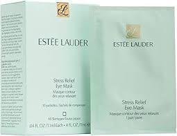 <b>Estée Lauder Stress Relief</b> Eye Mask 10 x 1,1ml: Amazon.co.uk ...