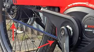 <b>Belt Drive</b> vs. Chain on Electric <b>Bikes</b> - YouTube