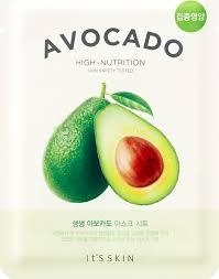 Купить <b>Смягчающая тканевая маска</b> The Fresh Avocado Mask ...