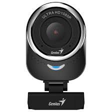 Веб-камера Genius QCam 6000 Full HD Black ... - ROZETKA