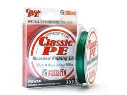<b>Леска Fanatik Classic PE</b> X4 ( 0 4) 0 10mm 100m Green ...