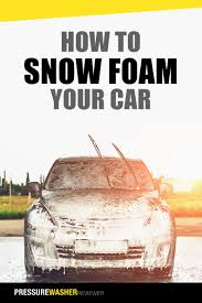 <b>Car Snow Foam Lance</b> Guide - What it is & How it Works
