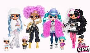 Оригинальные <b>куклы LOL Winter</b> Disco   интернет-магазин L.O.L. ...