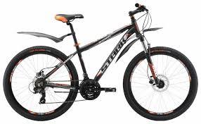 Горный (MTB) <b>велосипед STARK Indy 26.2</b> HD (2017) — купить по ...