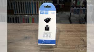 Переходник OTG <b>Hoco UA5</b> USB - <b>Type</b>-<b>C</b> купить в Республике ...