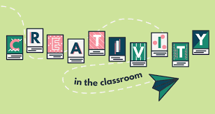 ideas to promote more creativity in your classroom fusion creative classrooms blog banner