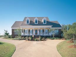 Rimini Southern Home Plan D    House Plans and MoreSouthern Style Home With Grand Covered Front Porch