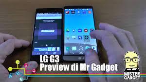 Lg G3 vs Huawei P7: il confronto da mistergadget.net - YouTube