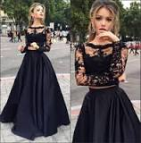 Wholesale Two Piece <b>Prom</b> Dresses <b>Crystal</b> - Buy Cheap Two Piece ...