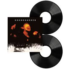 <b>Superunknown</b> / BLACK <b>2</b>-LP Gatefold <b>SOUNDGARDEN</b>