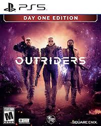 <b>Outriders</b> Day 1 Edition, Square Enix, PlayStation 5 [Physical ...