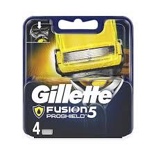 <b>GILLETTE Кассеты</b> сменные <b>Fusion ProShield</b>