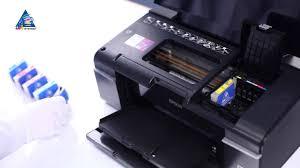 Установка ПЗК на примере принтера <b>Epson Stylus Photo</b> P50 ...