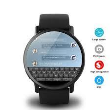 Fashion <b>LEMFO LEM12 Smart</b> Watch <b>4G</b> Face ID 1.6 Inch Full ...