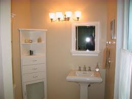 efficient corner bathroom cabinet