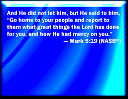 Image result for MARK 5 BIBLE