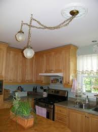 kitchen recessed breathtaking lights ceiling