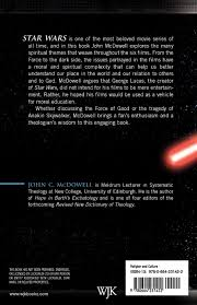 gospel according to star wars faith hope and the force the gospel according to star wars faith hope and the force the gospel according to amazon co uk john c mcdowell 9780664231422 books