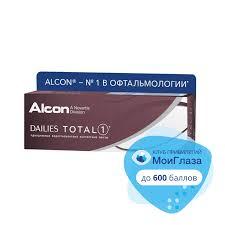 Однодневные водоградиентные <b>контактные линзы ALCON</b> ...
