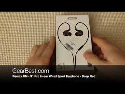 <b>Remax RM S1 Pro</b> headset - from gearbest.com - YouTube