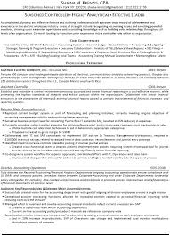controller resume example   download sample resumeprofessionally written controller resume example  pdf