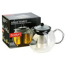 <b>Чайник заварочный</b> Bodum Assam с прессом <b>1 л</b>. Bodum AG ...