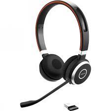 Гарнитура <b>Jabra EVOLVE</b> 65 MS Stereo USB купить в интернет ...