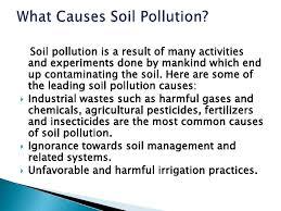 essay on soil pollution  www gxart orgsoil pollution health effect of the soil