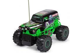 <b>Радиоуправляемая машина ТМ</b> New Bright Monster Jam - MJ-2430