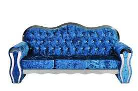 magnificent western living room furniture design by blue vinyl of button tufted style the sofa ideas blue furniture