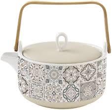 <b>Чайник заварочный Easy</b> Life Casadecor, цвет: серый, 850 мл. EL ...