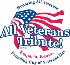 veterans emporia cvb ks official website 2006 all vets tribute logo hi res