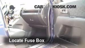 interior fuse box location 2006 2010 mazda 5 2009 mazda 5 sport locate interior fuse box and remove cover