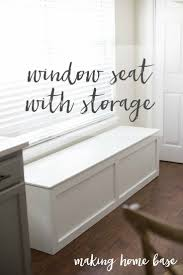 window seat with storage gain extra storage space by create a window seat this adequate storage space