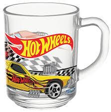 <b>Hot Wheels</b>: <b>Кружка</b> 200 мл в под. кор.: купить в интернет ...