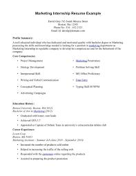 marketing intern resume com marketing intern resume to get ideas how to make catchy resume 8