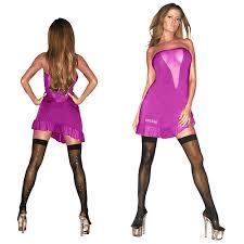 Розовое <b>платье</b> без <b>бретелей HUSTLER</b>